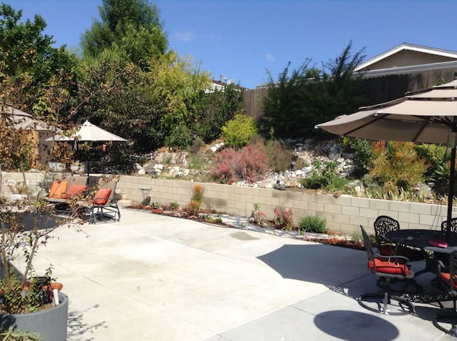Cute house-great outdoor space - Mission Viejo - Hus