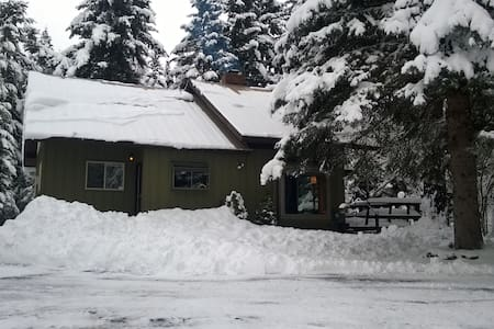 Watershed - Private Cabin on 5 Acres - Cle Elum - Casa