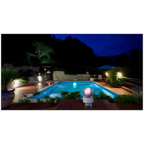 Villa in Lunigiana: Pool & Private Yacht Cruise - Podenzana - Villa