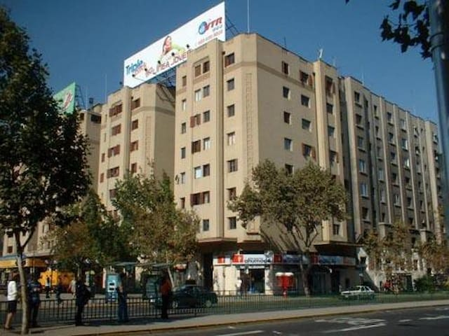 habitacion amoblada - Providencia - Apartamento