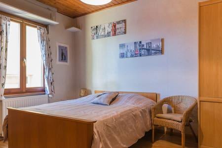 Chambre dans maison proche Colmar A - Wettolsheim