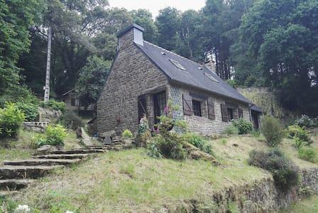Maison atypique dans la forêt - Trégarvan - 独立屋