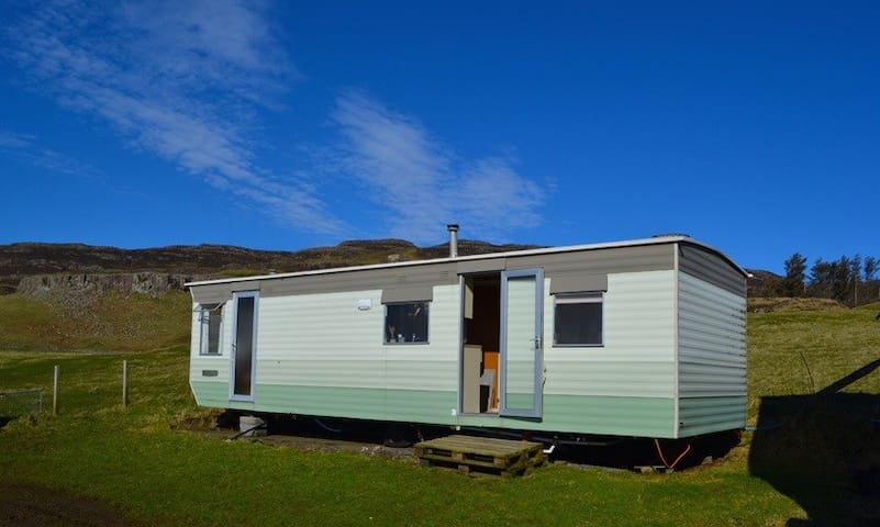 West Caravan Isle of Canna - Isle of Canna - Appartement