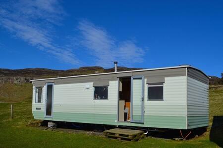 West Caravan Isle of Canna - Isle of Canna - Apartament