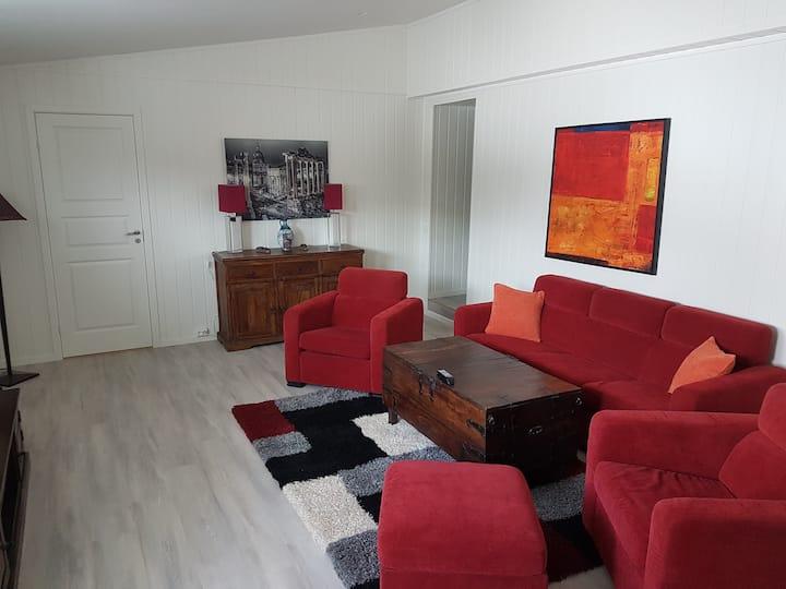 Båtsfjord Apartments