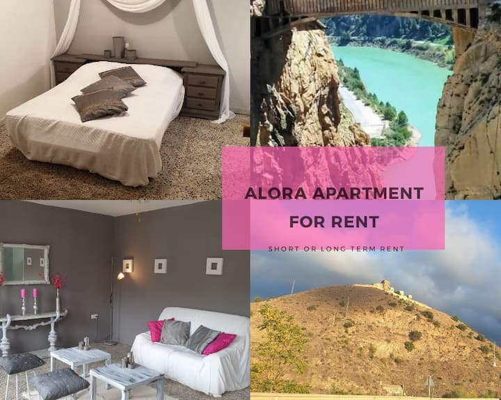 Apartment Alora,   Caminito del Rey.