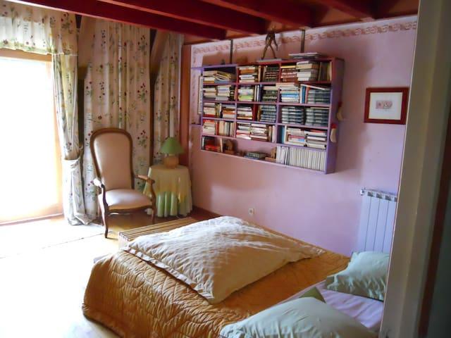 Chambre d'hôte : Chambre Basque