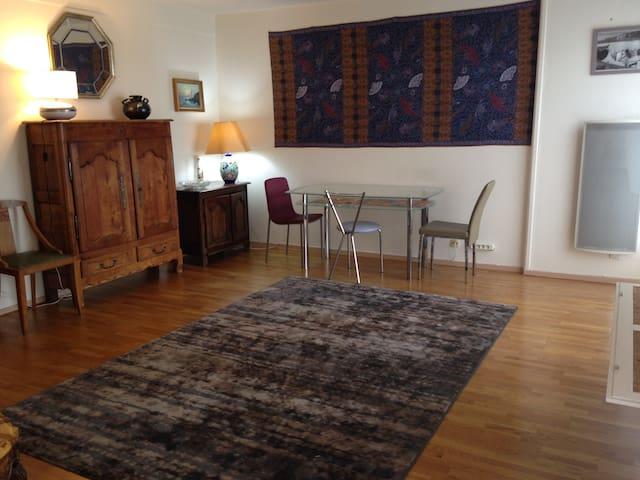 Grand Appart lumineux ( 2 pers 1 jeune enfant ) - Abbeville - Wohnung