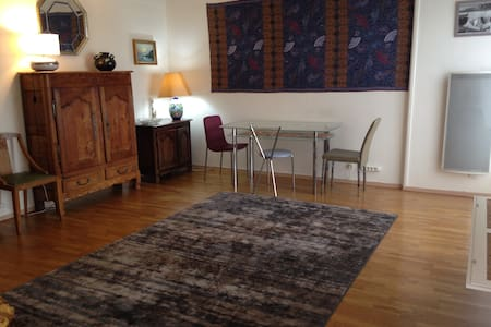 Grand Appart lumineux ( 2 pers 1 jeune enfant ) - Abbeville - Flat