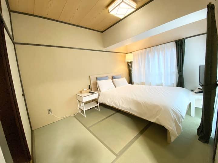 ★神戸の小京都へようこそ☆SUPER LOCATION★都会で旅館の気分が味わえるお部屋です☆☆☆