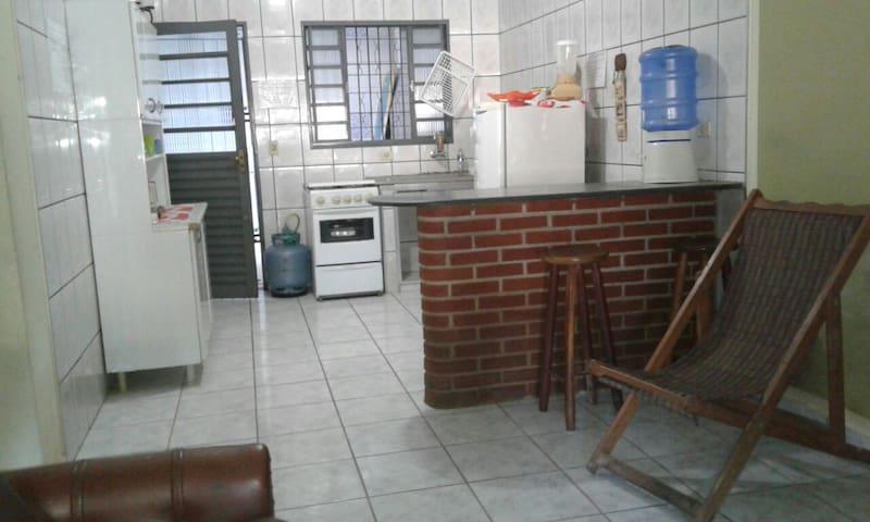 Casa aconchegante em Caraguá
