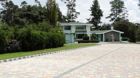 Country House in Guayllabamba Ideal para Eventos