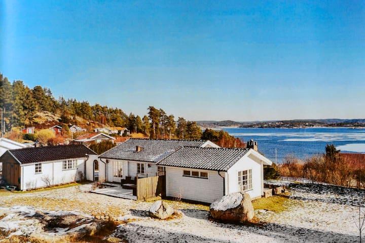 Havsnära hus Hakefjorden, Tjörn långtidsuthyrning