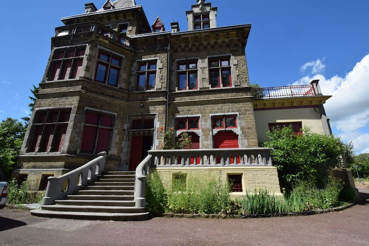 Appartement N°2 au château