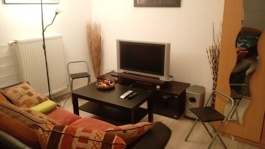 Appartement tout équipé avec parking Metz sablon - Metz