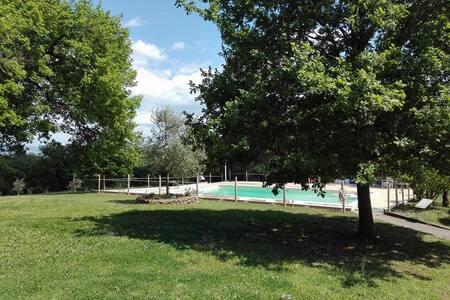 Countryside Toscana appartamento Luna* - Province of Siena - Nature lodge
