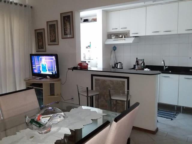 Apartamento no Centro de Blumenau