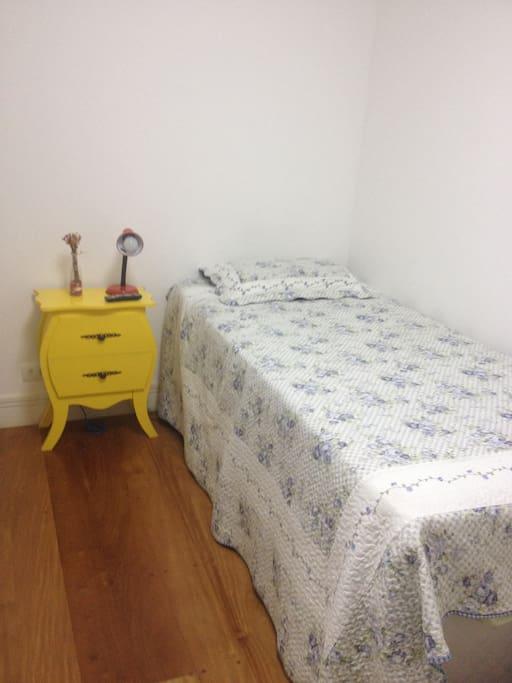 Dormitório de hóspedes
