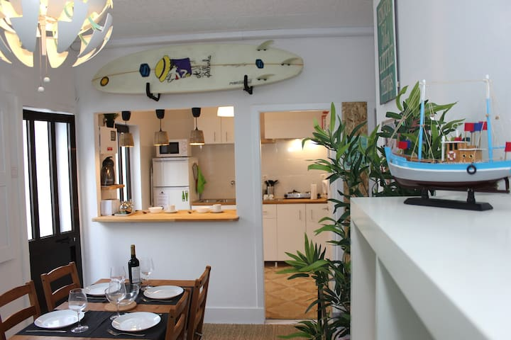 Local inn - surf house - Matosinhos - Haus