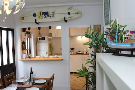 Local inn - surf house - Matosinhos - Dům