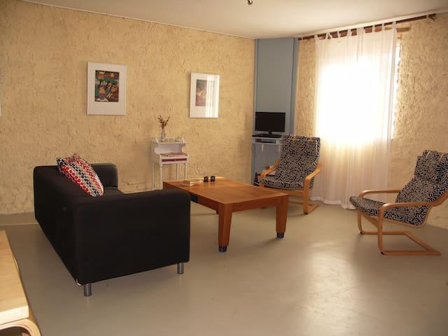 Vakantiehuis in de Puy-de-Dôme (hondvriendelijk) - Montaigut - Casa