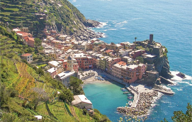 Holiday apartment with 2 bedrooms on 100m² in Chiavari -GE-