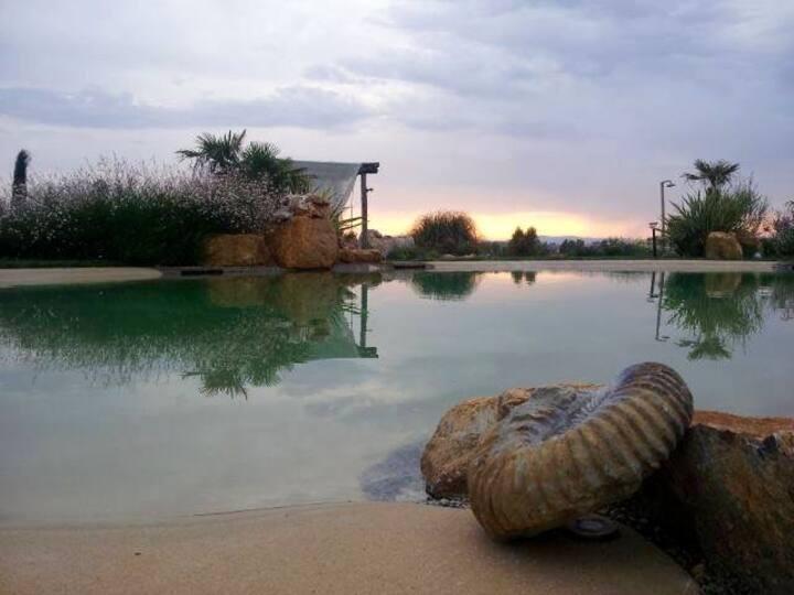 Casale L'Incontro 9/10 posti spettacolare piscina
