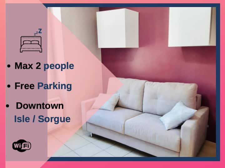 Apartement downtown - Isle sur la Sorgue