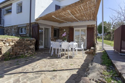 Delizioso e rilassante appartamento in villa