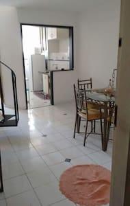 Duplex - São Vicente - Lägenhet