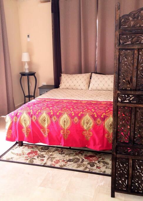 Our confortable Suite