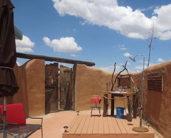 Rodeo School House Guest Suite