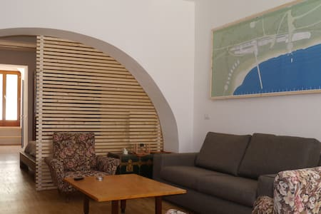 Large loft in the heart of Oristano (60 sm) - Oristano