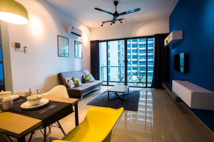 ☀Atlantis Malacca☀ Cosy Home Suites  #ATC21