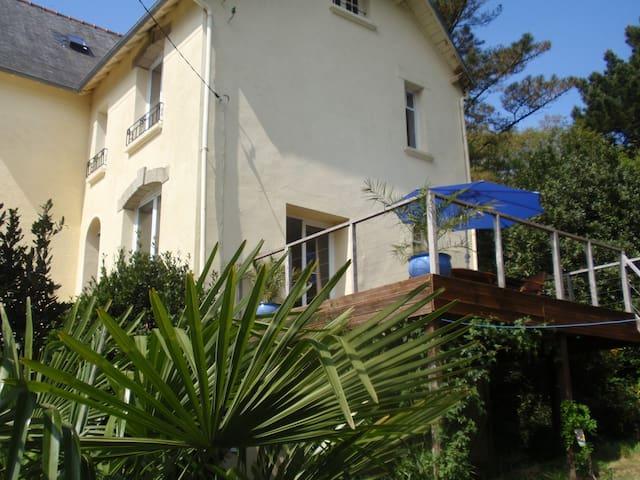 Lovely house - wonderful sea views - Landevennec - Haus