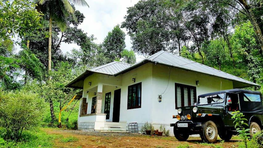 Sun Mount Riverview Cottages Anakulam PO Mankulam