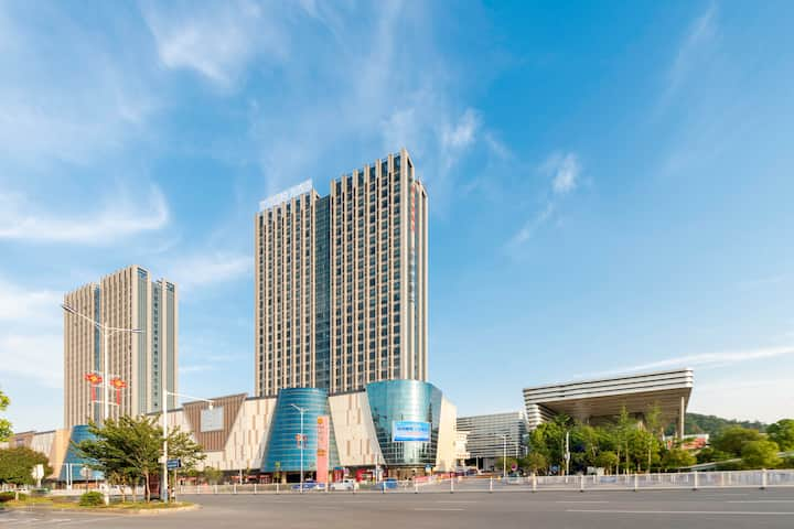 宜春火车站旁-交通方便-臻享大床房