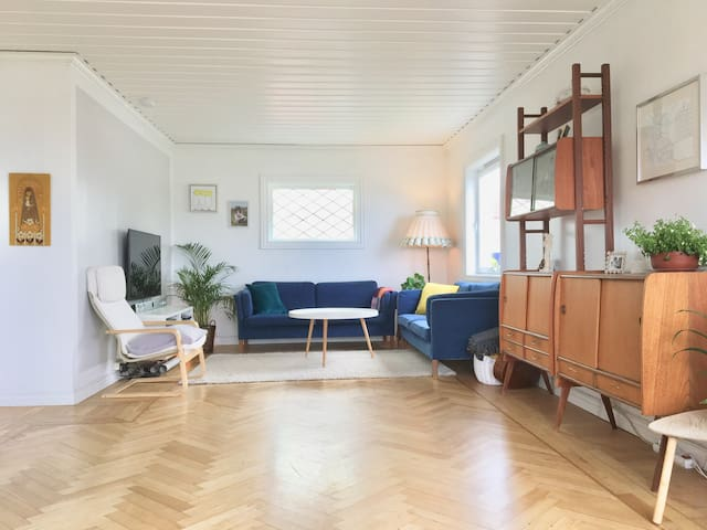 Spaceious and nice flat in central Stavanger
