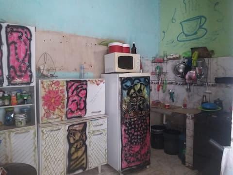 Micro casa para alugar