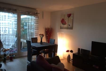Appartement calme à 2 pas du Stade de France. - Saint-Denis