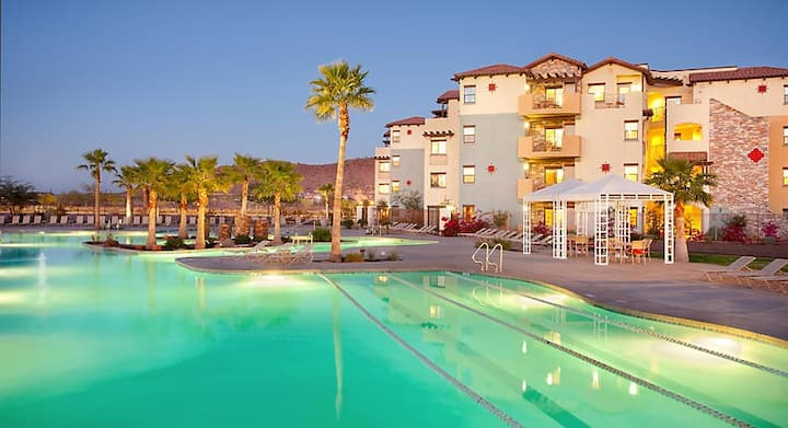 Spacious 2 Bedroom at Cibola Vista Resort & Spa!