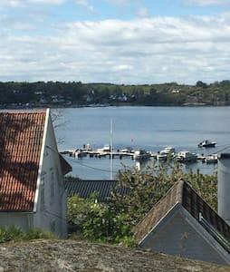 Idyllisk feriebolig ytterst på Nøtterøy - Nøtterøy