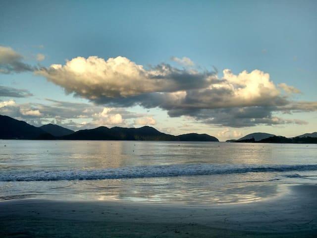 Praia da Fortaleza - Vista para o Atlântico
