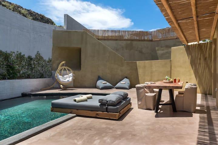 2 Bedroom Villa | Private Pool & Garden View