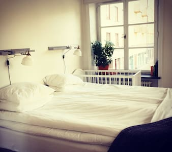 A beautiful & family friendly place - Stockholm - Appartement
