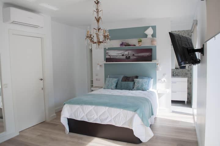 1- Suite céntrica en mini hotel
