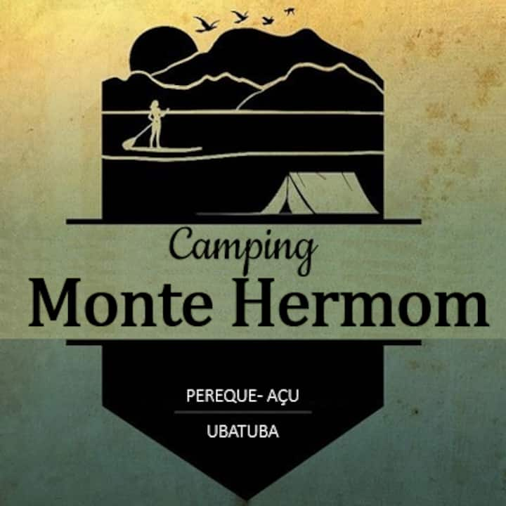 Camping Monte Hermom Ubatuba