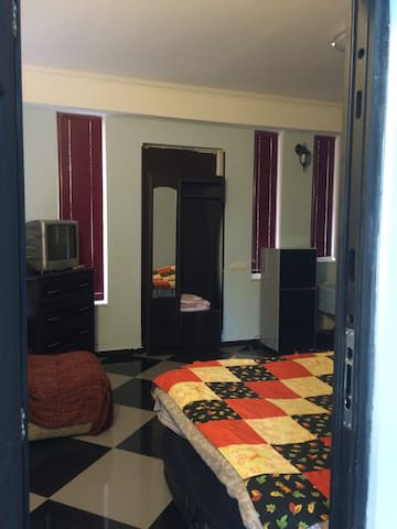 Very good studio for tourists (firosman) - Tbilisi - Apartmen