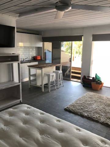 Downstairs Waterfront unit