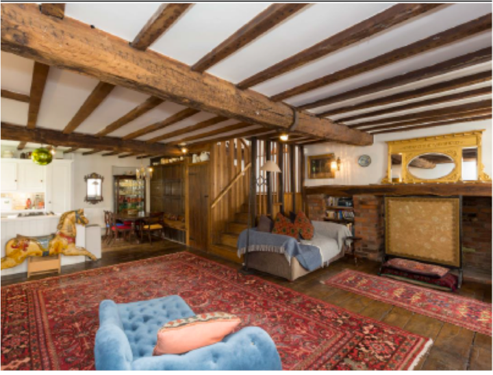 Magical period house, heart of Ludlow, sleeps 6